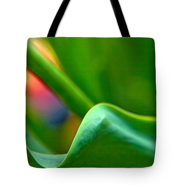 Some Like It Hot Tote Bag by Theresa Tahara