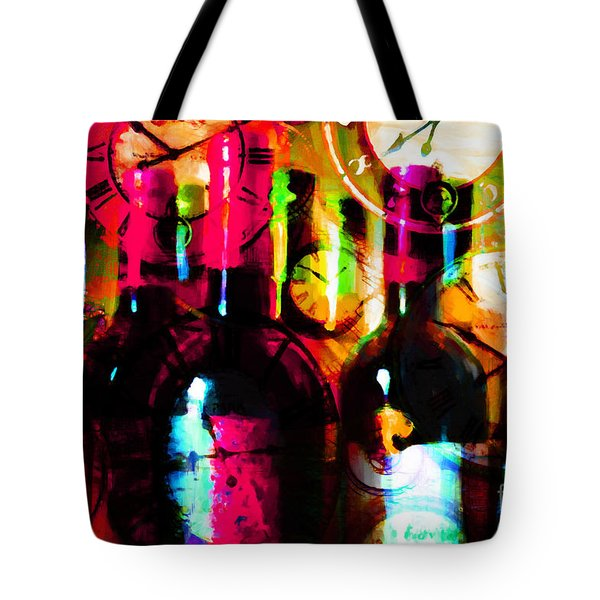 Some Things Get Better With Time m20 Tote Bag by Wingsdomain Art and Photography