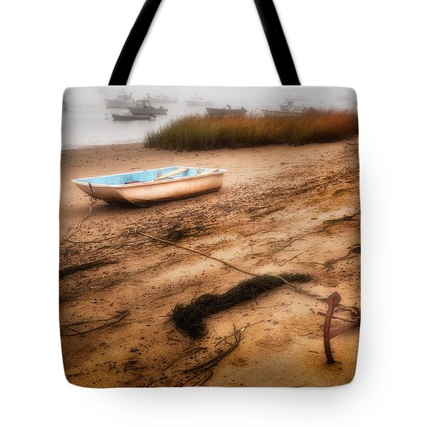Someday My Ship Will Come In Tote Bag by Bill  Wakeley
