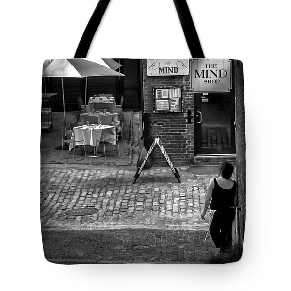 Something For Your Mind Tote Bag by Bob Orsillo