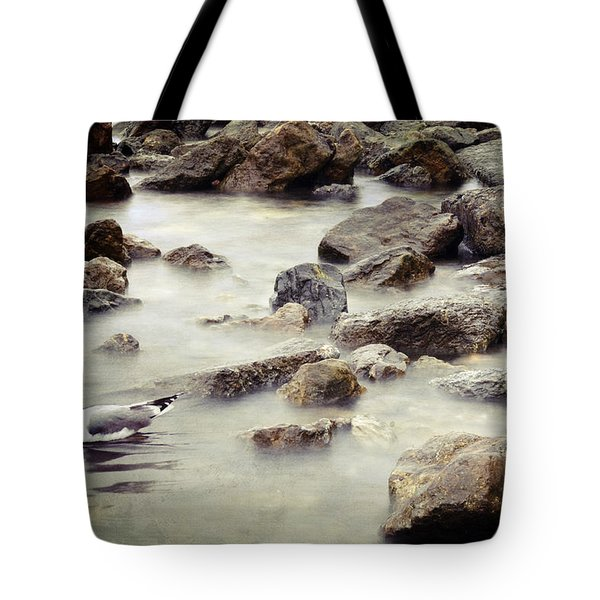 Somewhere Inside The Memory Tote Bag by Taylan Soyturk