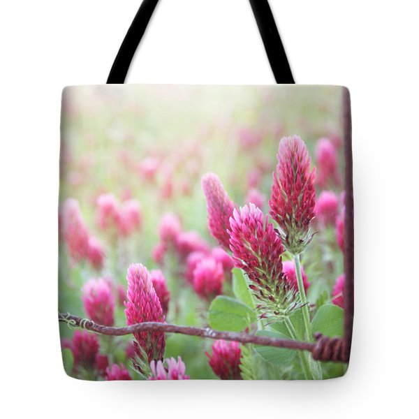 Somewhere Only We Know Tote Bag by Amy Tyler