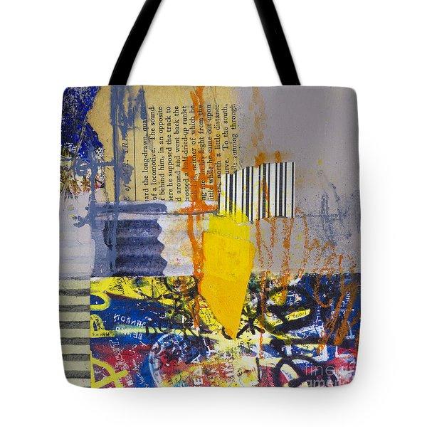 Song Tote Bag by Elena Nosyreva