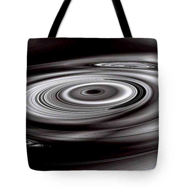 Sonic Mercury Tote Bag by Kevin Trow