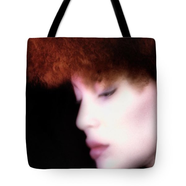 Sonya's Thoughts Tote Bag by Jeff Breiman