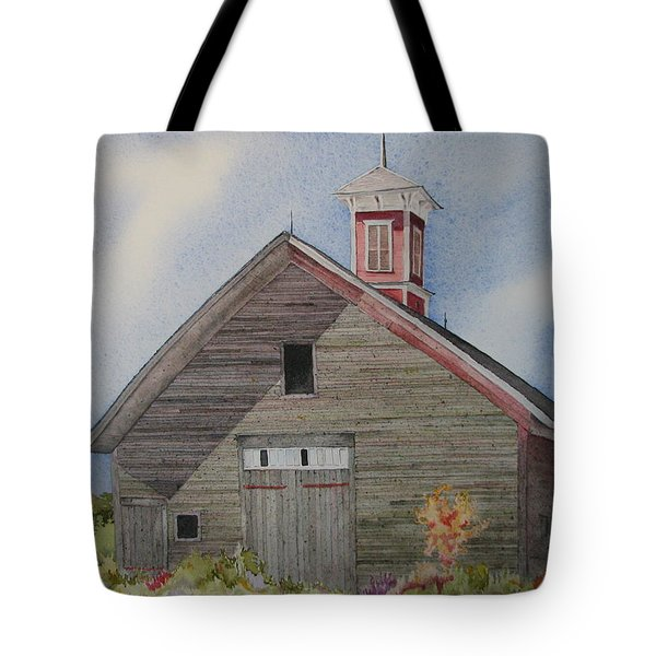 Soon To Be Forgotten Tote Bag by Mary Ellen  Mueller Legault