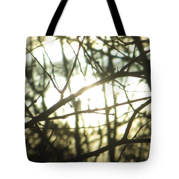 Soothing Force Tote Bag by Sonali Gangane