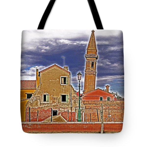 Sosta Vietata No Parking Tote Bag by Ira Shander