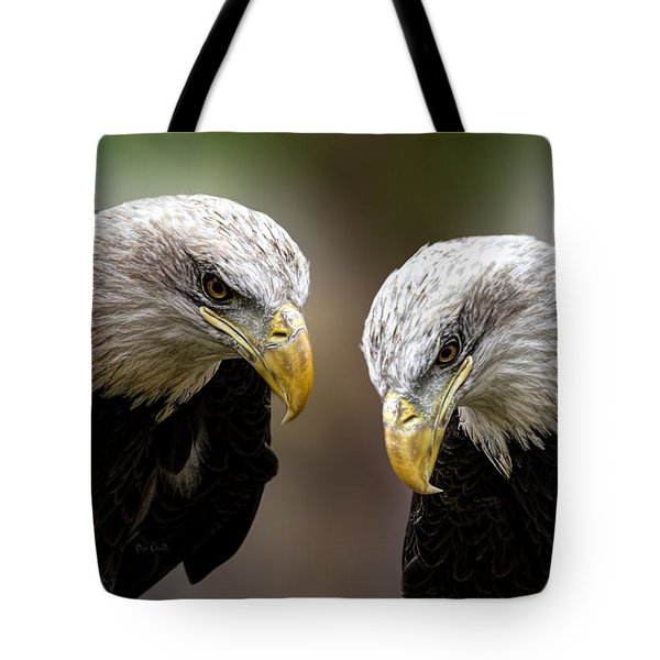 Soul Mates Tote Bag by Bob Orsillo
