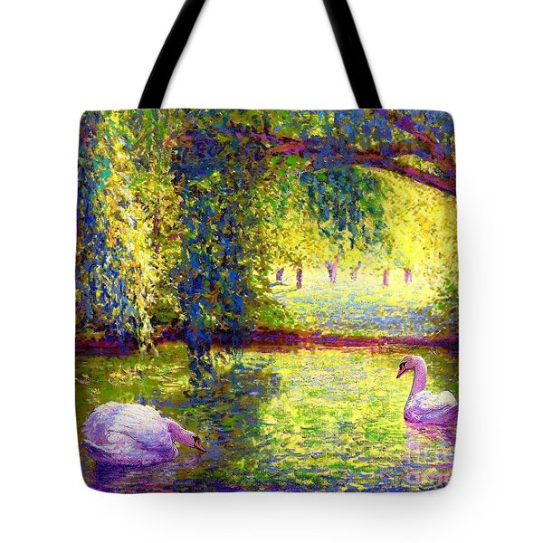 Soul Mates Tote Bag by Jane Small