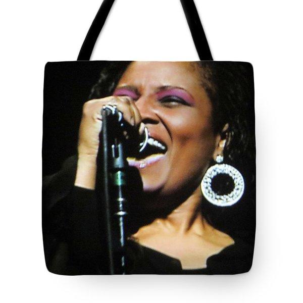 Soul Singer Tote Bag by Aaron Martens