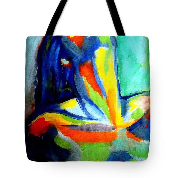 Soulful Tote Bag by Helena Wierzbicki