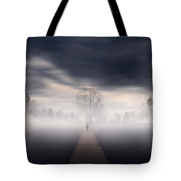Soul's Journey Tote Bag by Lourry Legarde