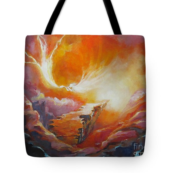 Sound Of Heaven Tote Bag by Tamer and Cindy Elsharouni