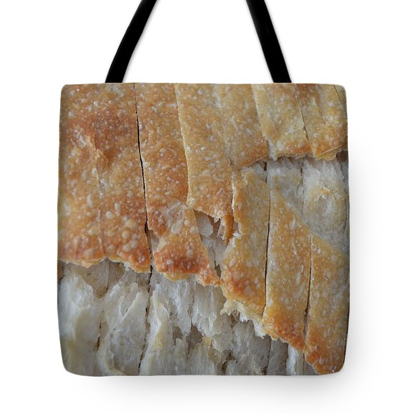 Sourdough Crust Tote Bag by Mary Deal