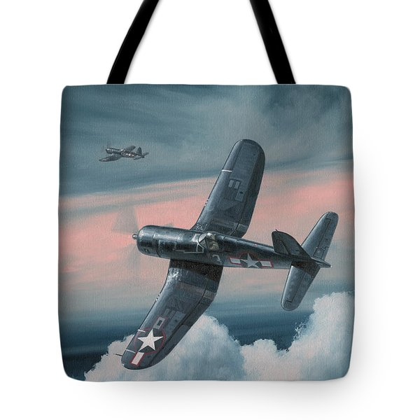 South Pacific Hot Rods Tote Bag by Wade Meyers