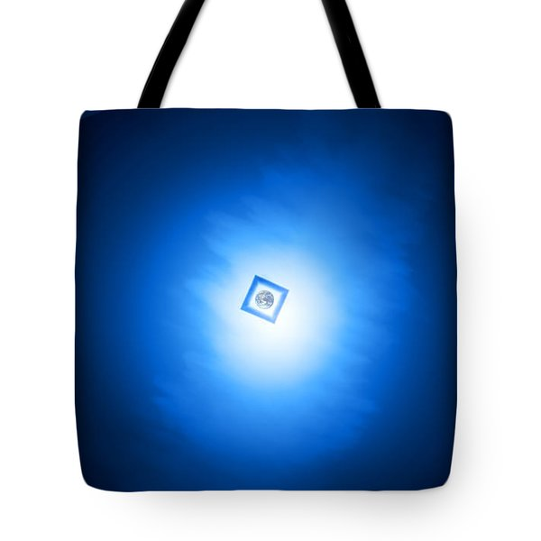 Space Design Tote Bag by Kellice Swaggerty