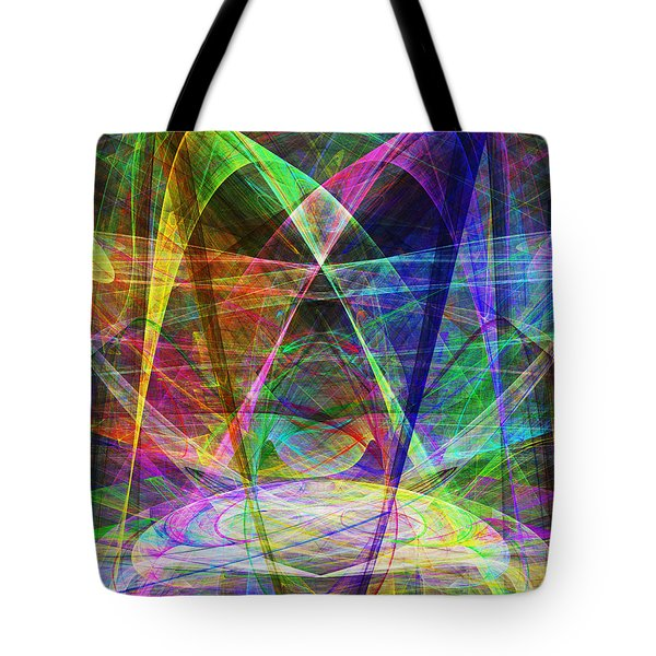 Space Odyssey 20130511v2 Tote Bag by Wingsdomain Art and Photography