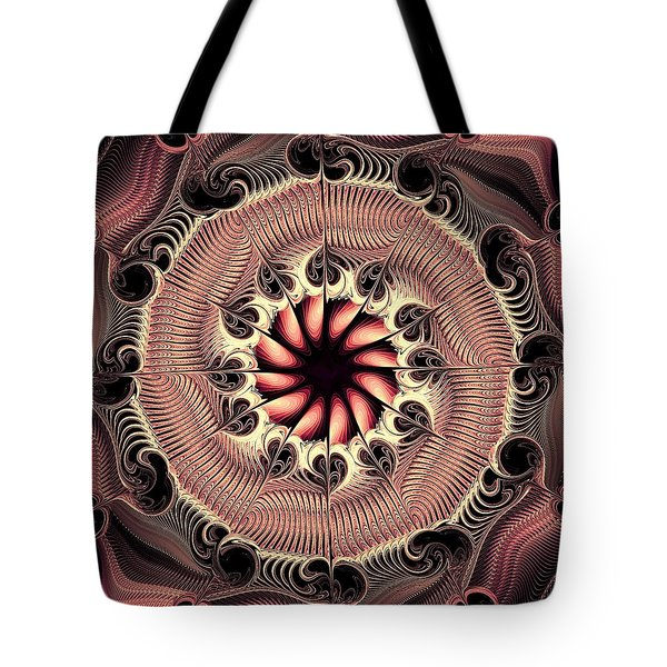 Spades Tote Bag by Anastasiya Malakhova