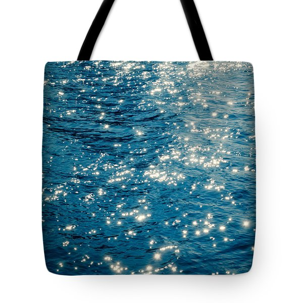 Sparkles Tote Bag by Wim Lanclus