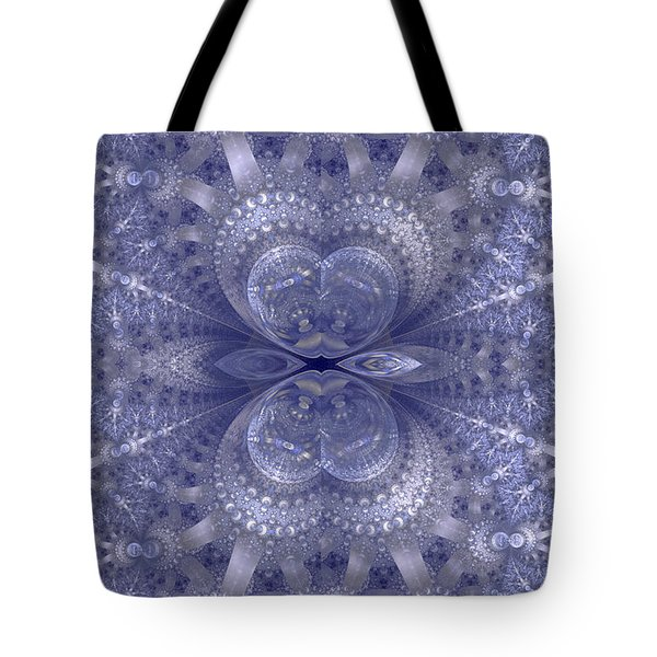 Sparkling Tote Bag by Sandy Keeton
