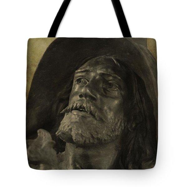 Spartacus Tote Bag by Dan Sproul