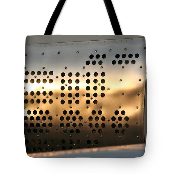 speed brake Tote Bag by David S Reynolds