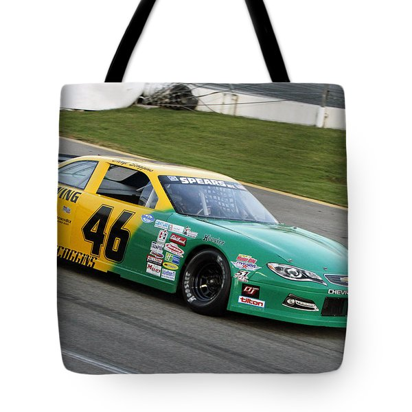 Speed Tote Bag by Shoal Hollingsworth