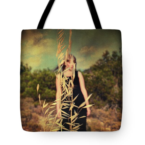 Spell Tote Bag by Taylan Soyturk