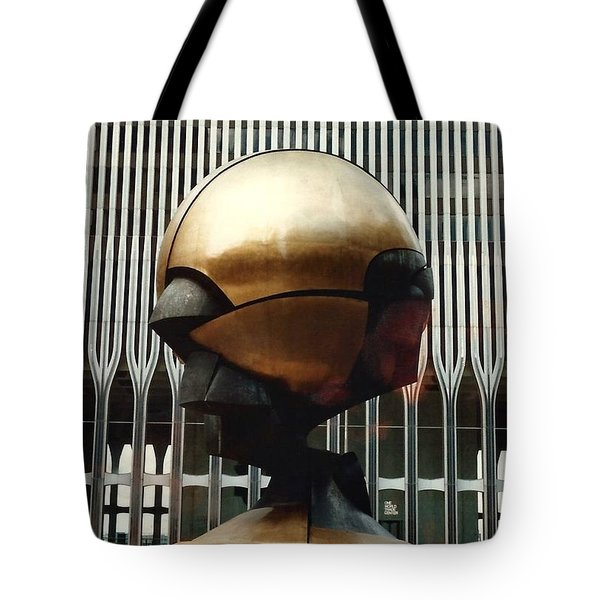 Sphere Tote Bag by Bruce Lennon