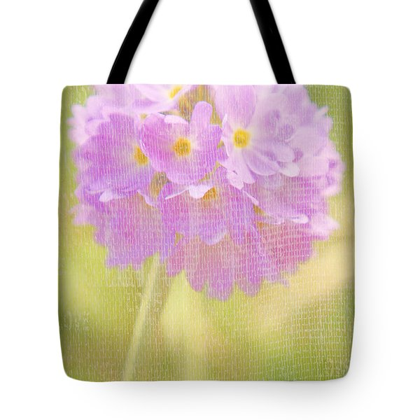 Sphere Florale - 01tt01a Tote Bag by Variance Collections