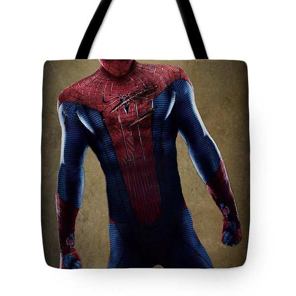 Spider-Man 2.1 Tote Bag by Movie Poster Prints