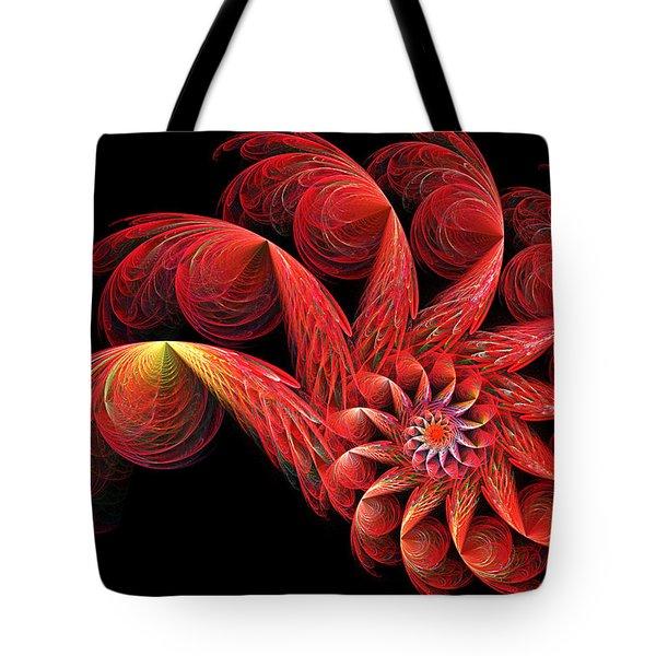 Spinning Tote Bag by Sandy Keeton