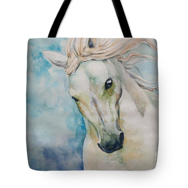 Spirit Tote Bag by Tamer and Cindy Elsharouni
