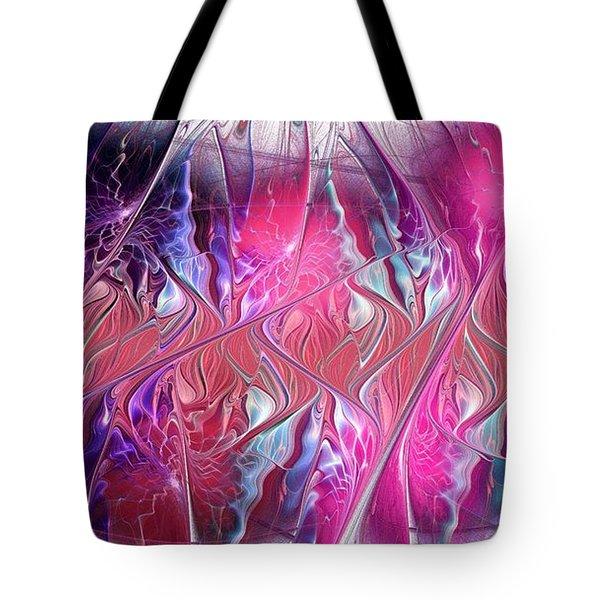 Spirit Connections Tote Bag by Anastasiya Malakhova