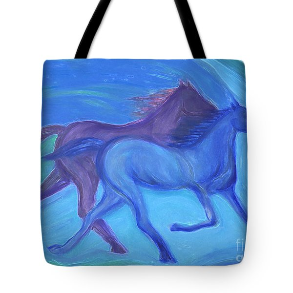 Spirit Guide by jrr Tote Bag by First Star Art