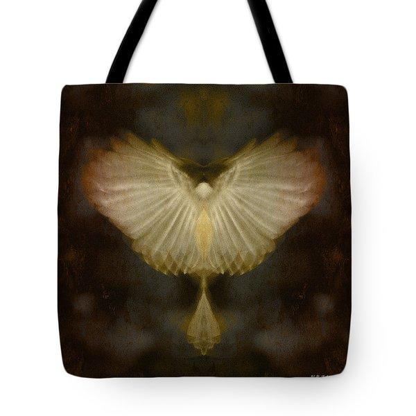 Spirit Rising Tote Bag by WB Johnston