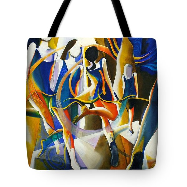 Spirited Away Tote Bag by Georg Douglas