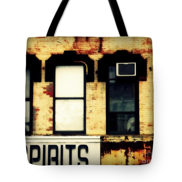 Spirits Tote Bag by Miriam Danar