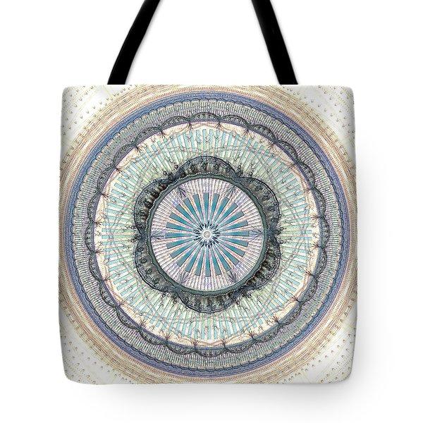 Spiritual Growth Tote Bag by Anastasiya Malakhova