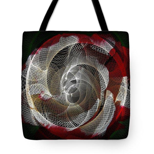 Spiro Tote Bag by Athala Carole Bruckner