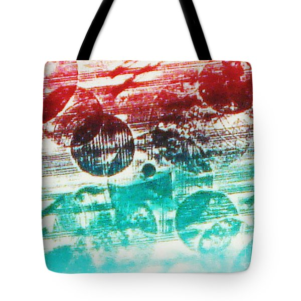 Spirtuality of The Planet Tote Bag by Yael VanGruber