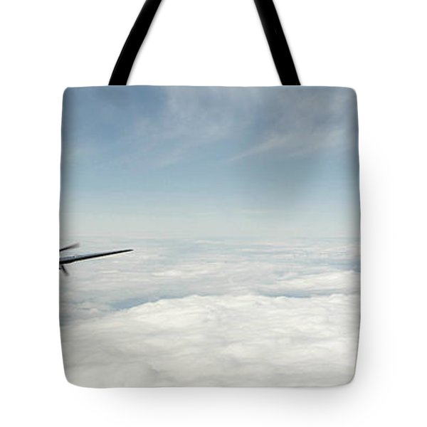 Spitfire Ace Tote Bag by J Biggadike