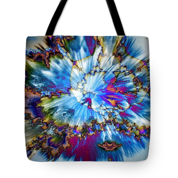 Splaaaat.... Tote Bag by Nancy Pauling
