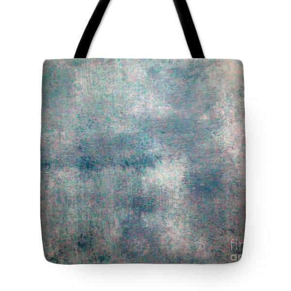 Sponged Tote Bag by Joseph Baril