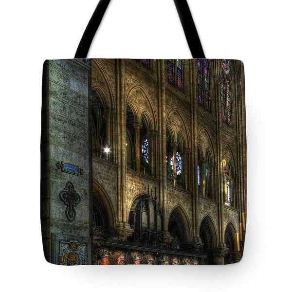 Spreading The Word Tote Bag by Douglas J Fisher