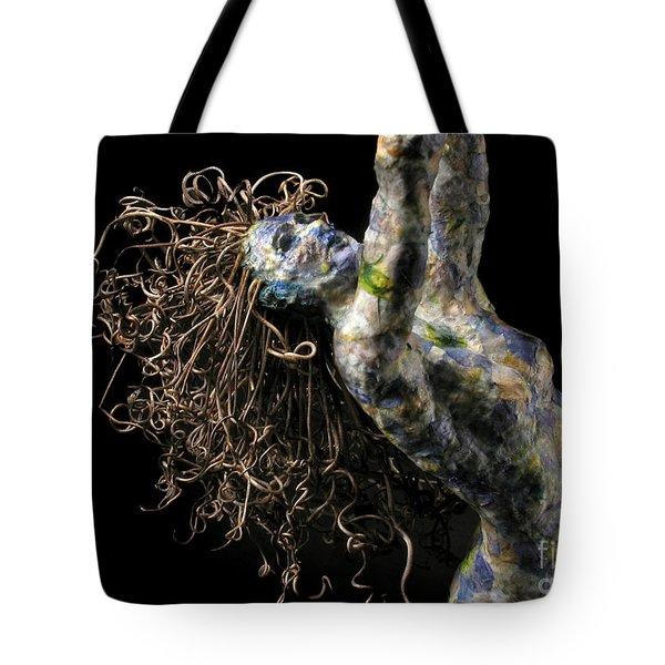 Spring Tote Bag by Adam Long