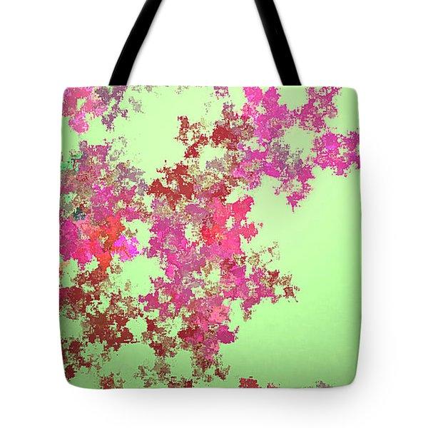 Spring Bouquet  Tote Bag by Tatjana Popovska