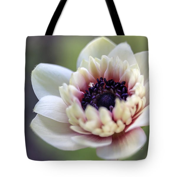 Spring Center Tote Bag by Caitlyn  Grasso