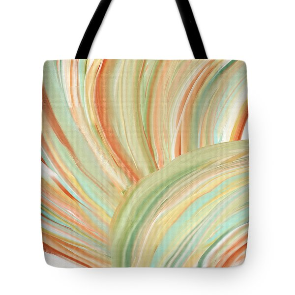 Spring Colors Tote Bag by Lourry Legarde